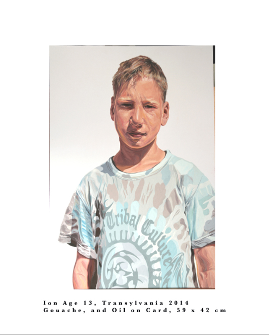 Transylvanian kid 1