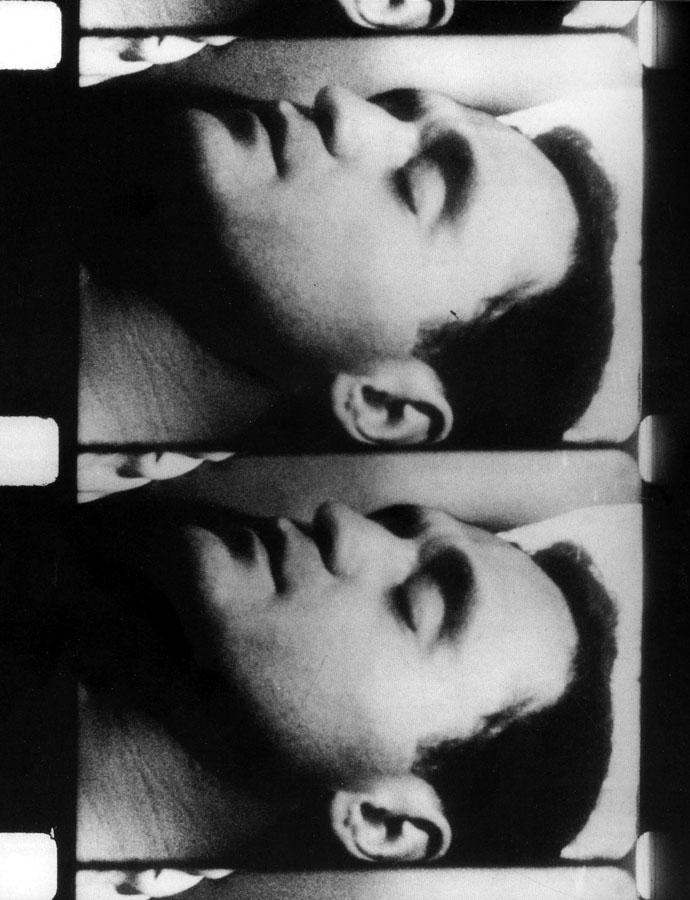 Warhol Sleep 1963