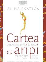 Afis Cartea cu aripi Galateca