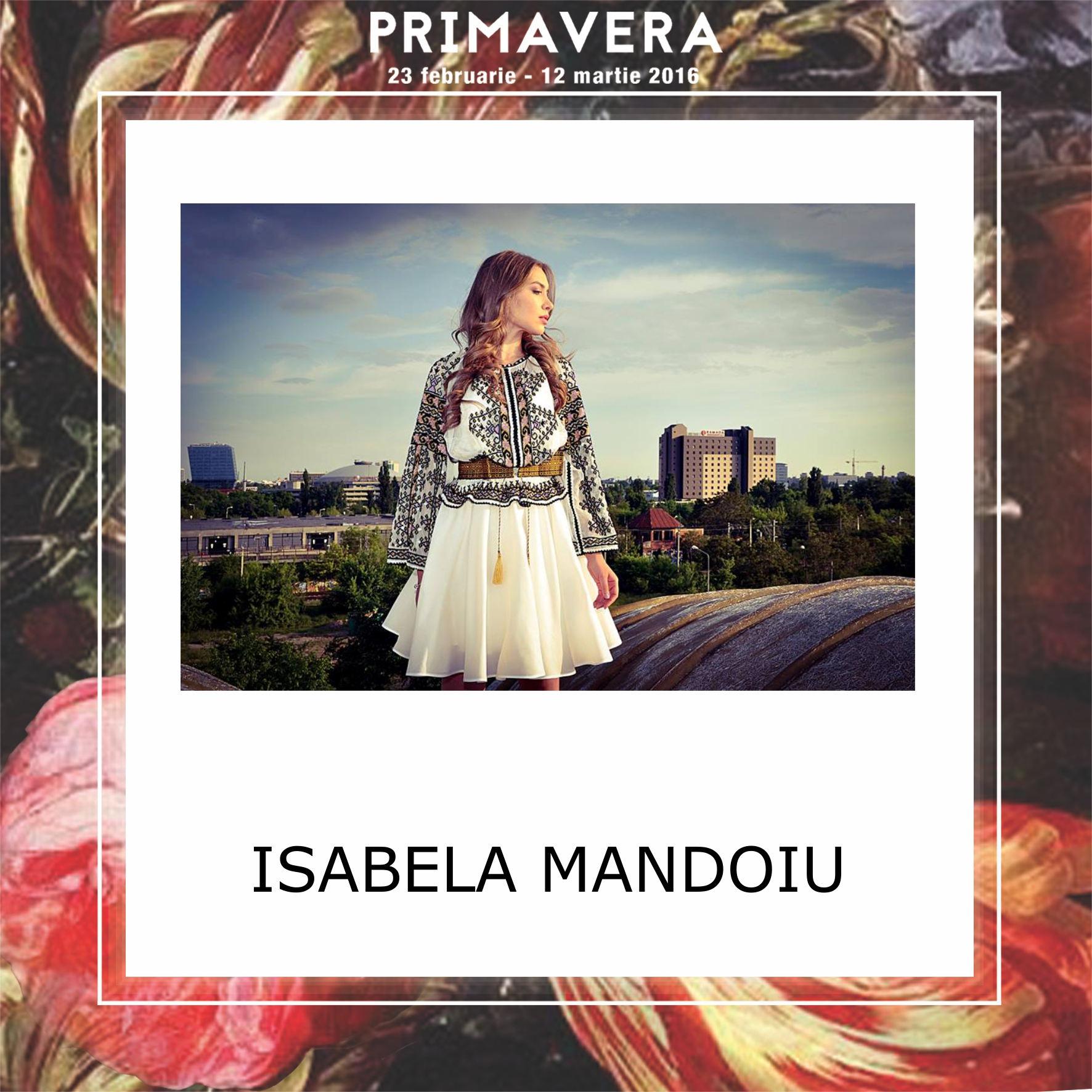 Isabela Mandoiu