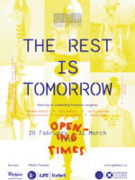 Poster_neogalateca_the_rest_is_tomorrow