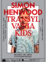 Transylvania Kids - Simon Henwood - afis