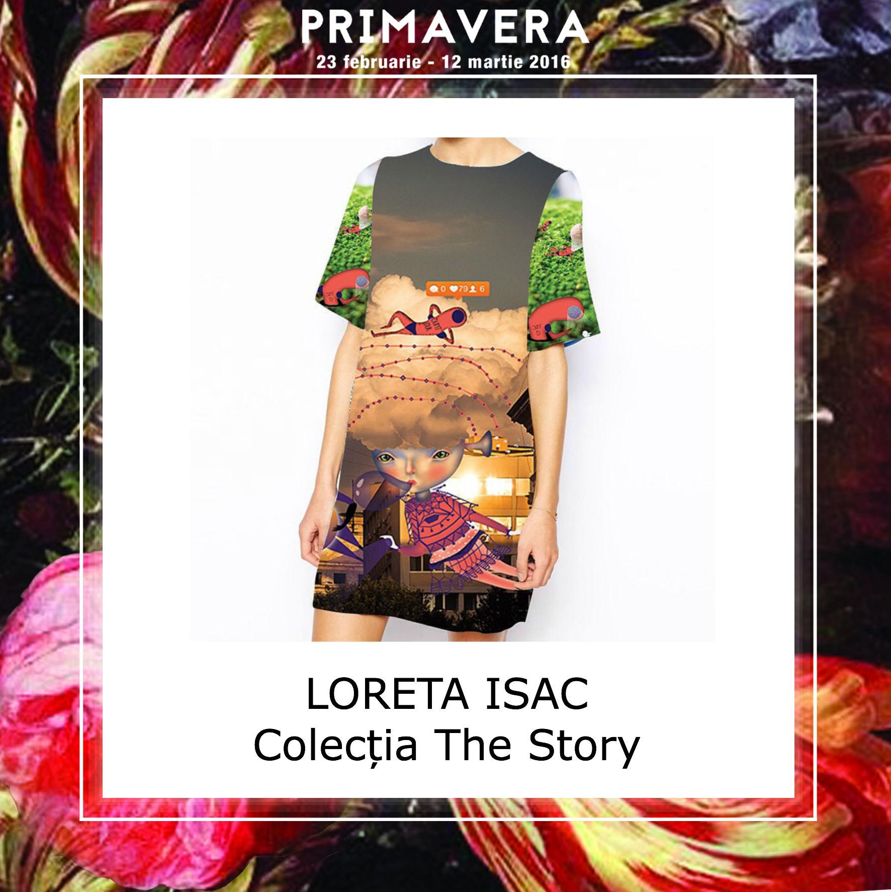 loreta isac