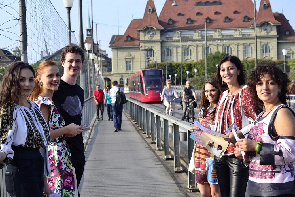 Parada Maiastra Berna